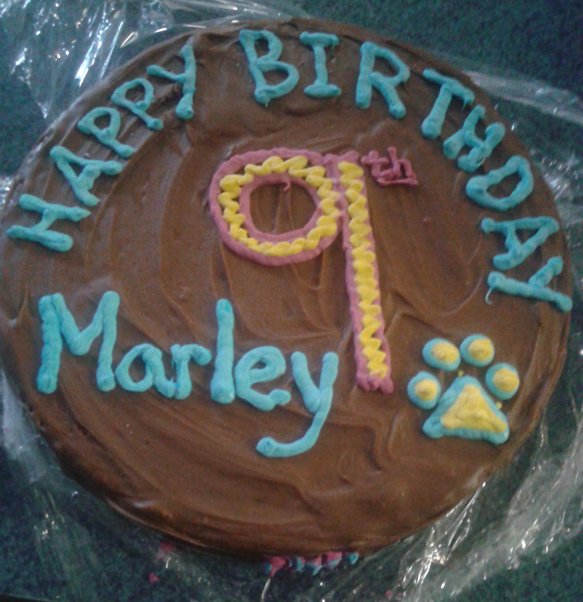Dog Safe Cake Decorations : Doggy Style Bakery, Boutique & Pet Spa